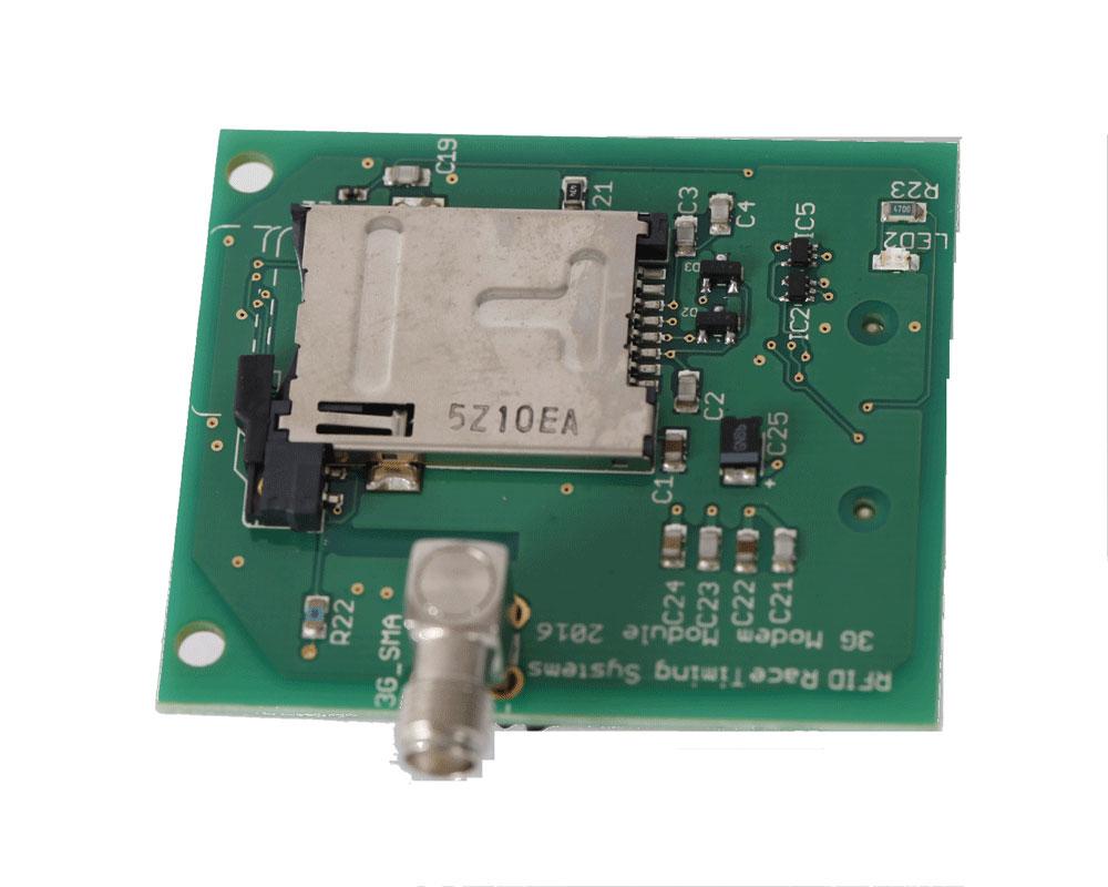 3G Internal Modem Upgrade RFID Race Timing Systems
