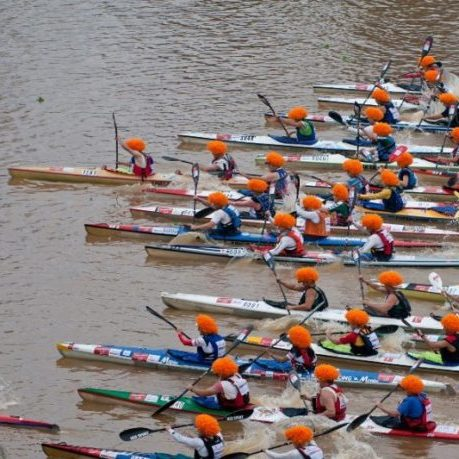 Canoeing and Water Sports – RFID Race Timing Systems