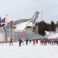 Holmenkollmarsjen Cross Country Ski - Norway